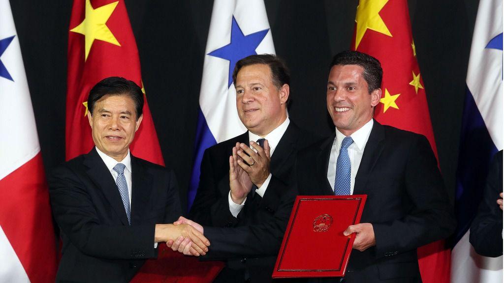 El TLC de China y Panamá empezará a negociarse en el segundo semestre de 2018 / Foto: Presidencia Panamá
