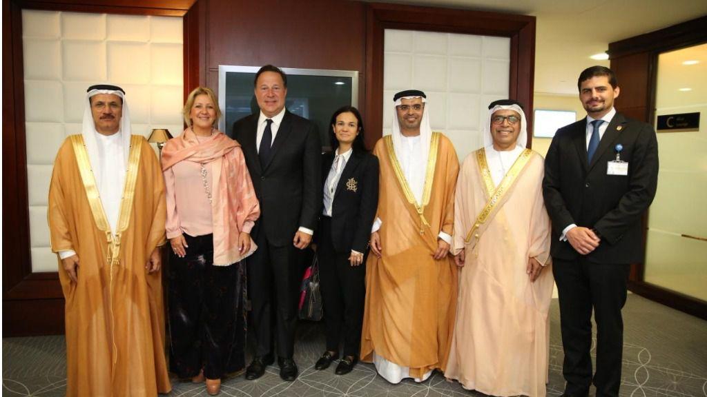 Varela participa en el II Foro Mundial de Negocios sobre América Latina / Foto: Presidencia Gobierno Panamá