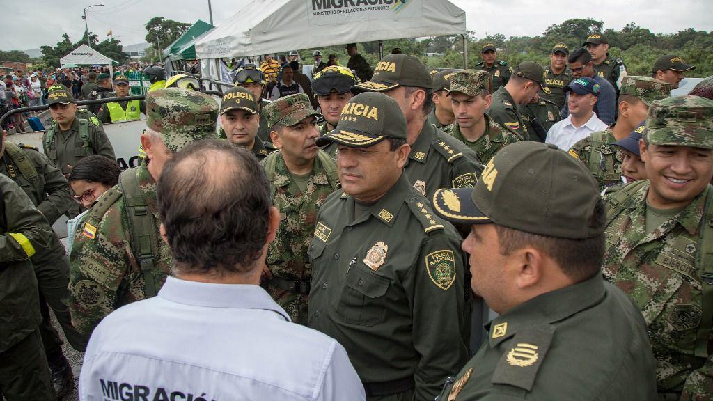 El Programa Mundial de Alimentos pide ayuda urgente para el millón de venezolanos en Colombia / Flickr: Policía Colombia