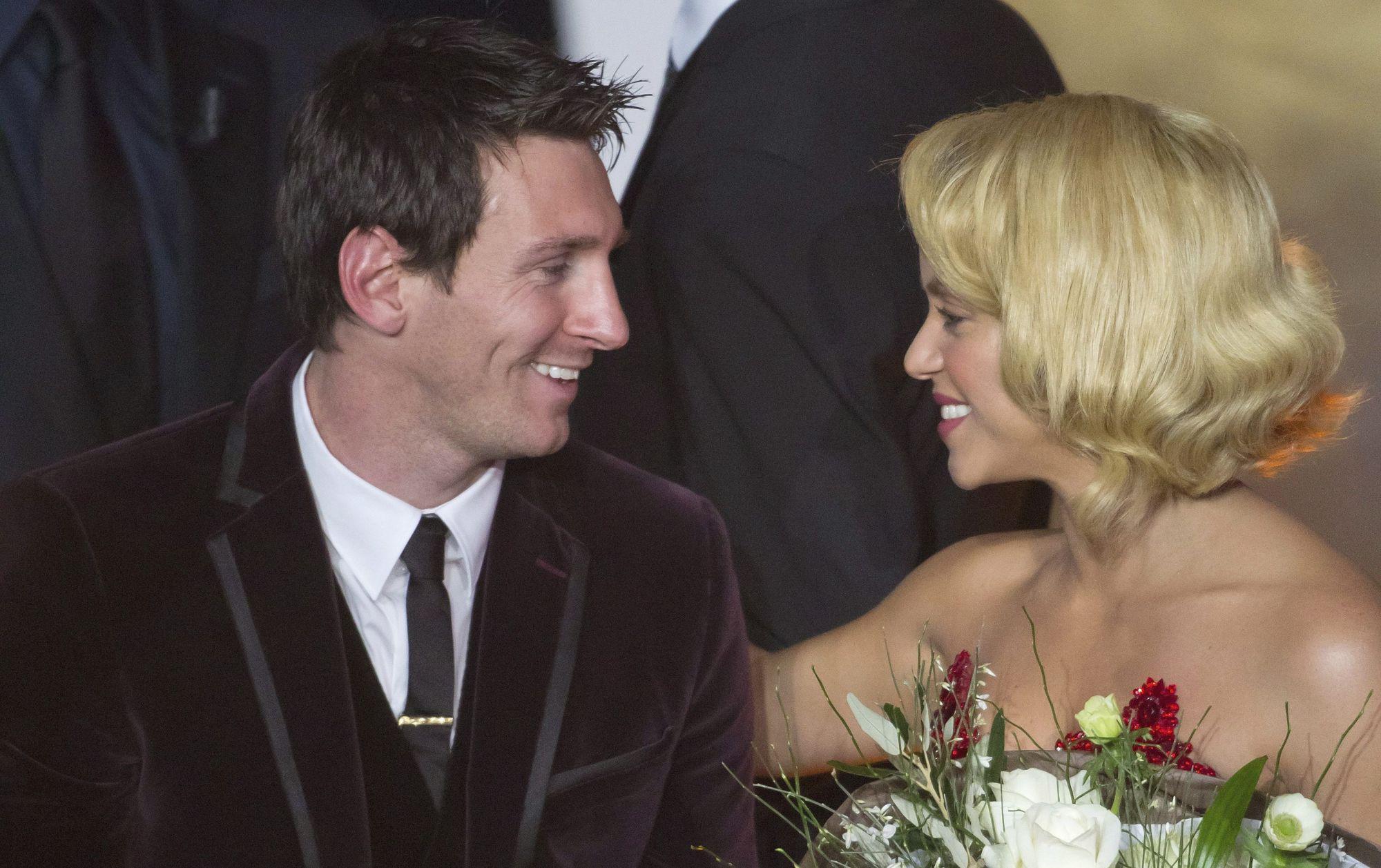 Entre Messi y Shakira defraudaron a la Hacienda española 14 millones de euros / EFE: Della Bella