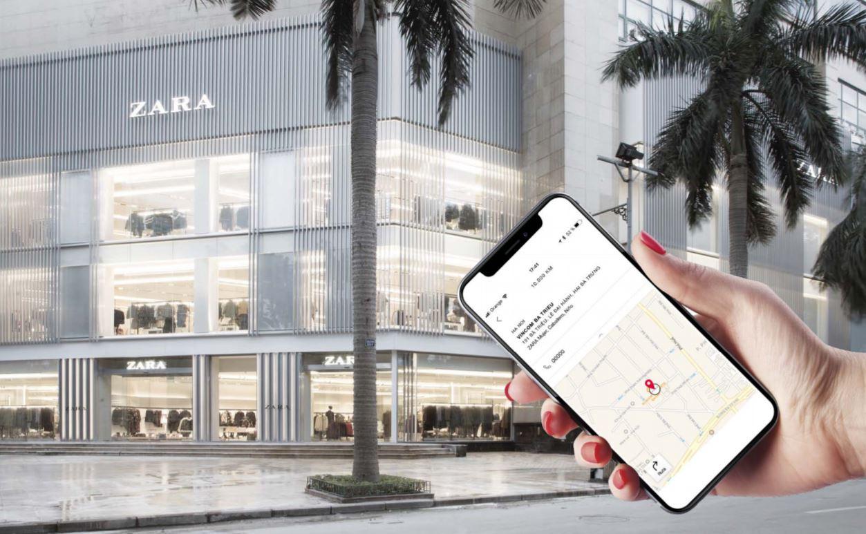 """""""La tecnología es buena para las ventas, es buena para la distribución y es buena para gestionar el inventario"""" / Foto: Zara"""
