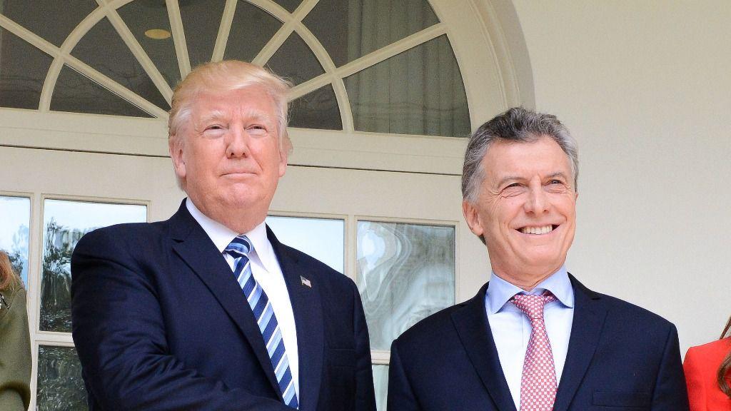 EEUU y Argentina afirman que Venezuela será un tema clave en la Cumbre / Foto: Presidencia Argentina