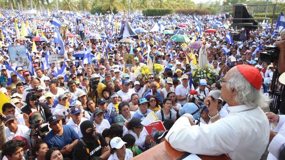 Obispo Nicaragua
