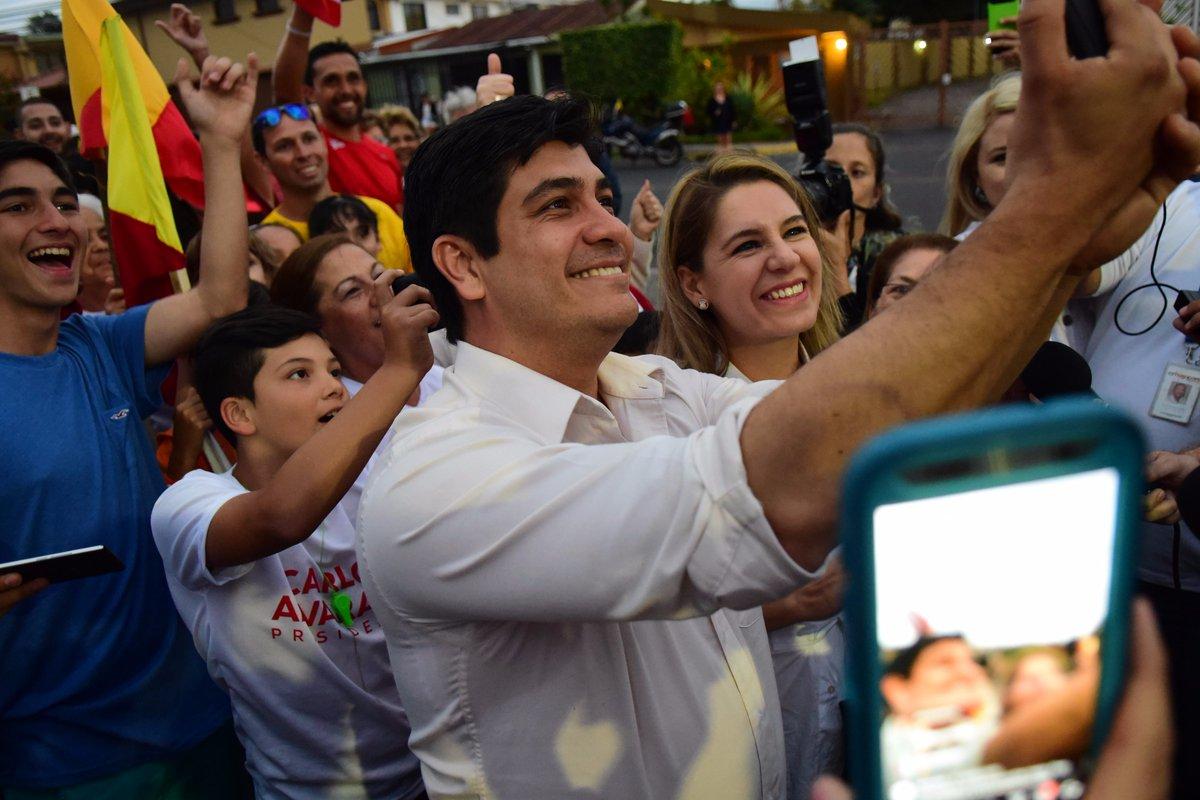 Costa Rica cumplirá 200 años de democracia en 2019 / Foto: @CarlosAlvQ