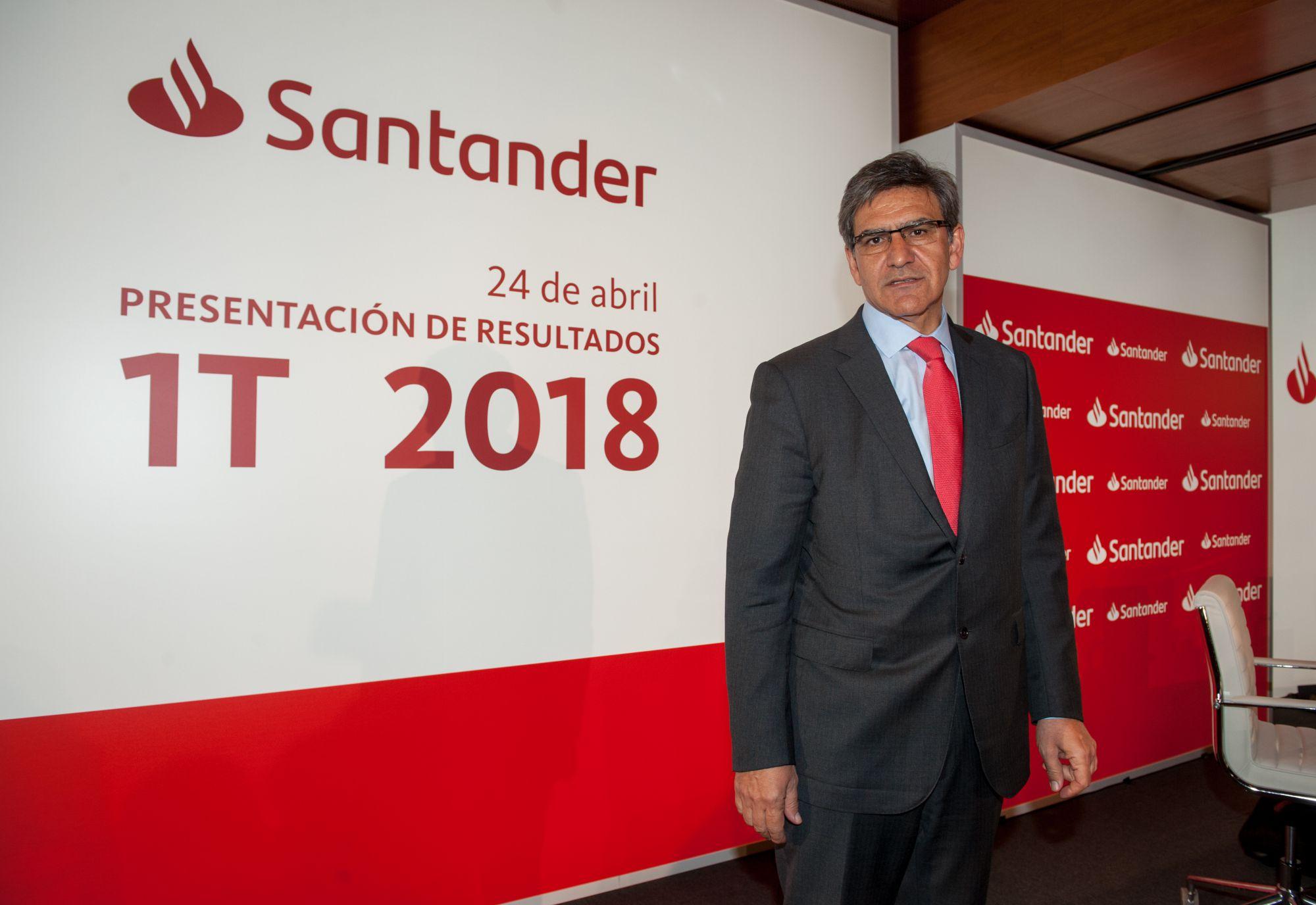Santander no se altera por las reclamaciones de Luksic y Del Valle / Foto: Santander