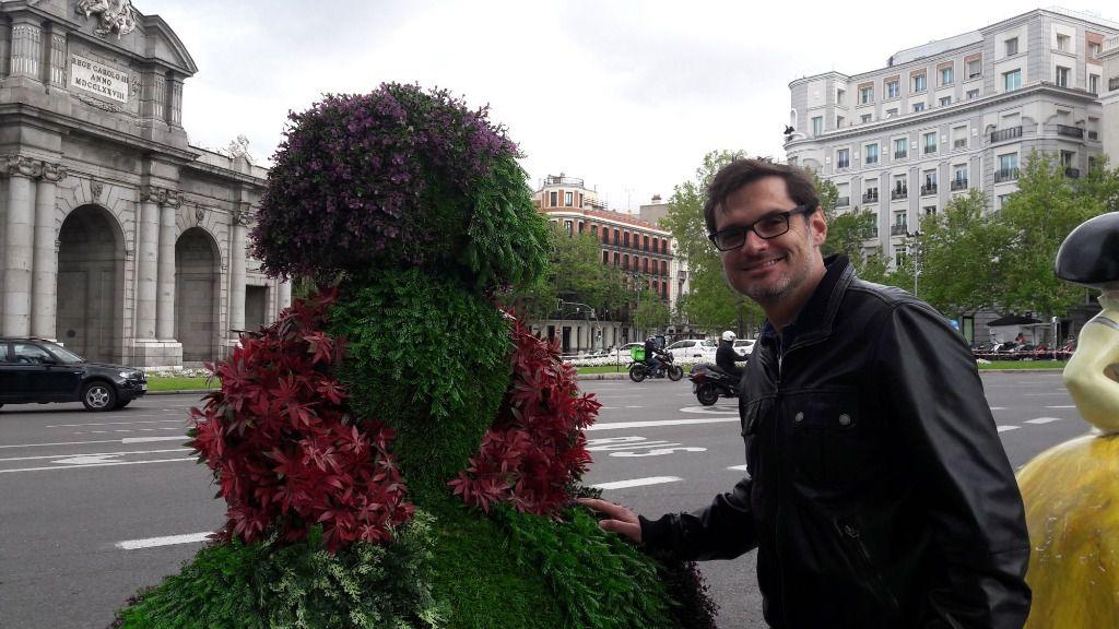 El artista lleva dos años sin viajar a Venezuela / Foto: ALN