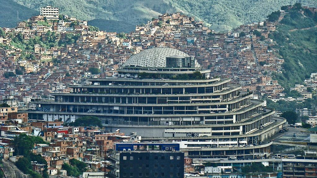 El Helicoide es la cárcel de presos políticos más importante de Venezuela / Foto: Wikimedia