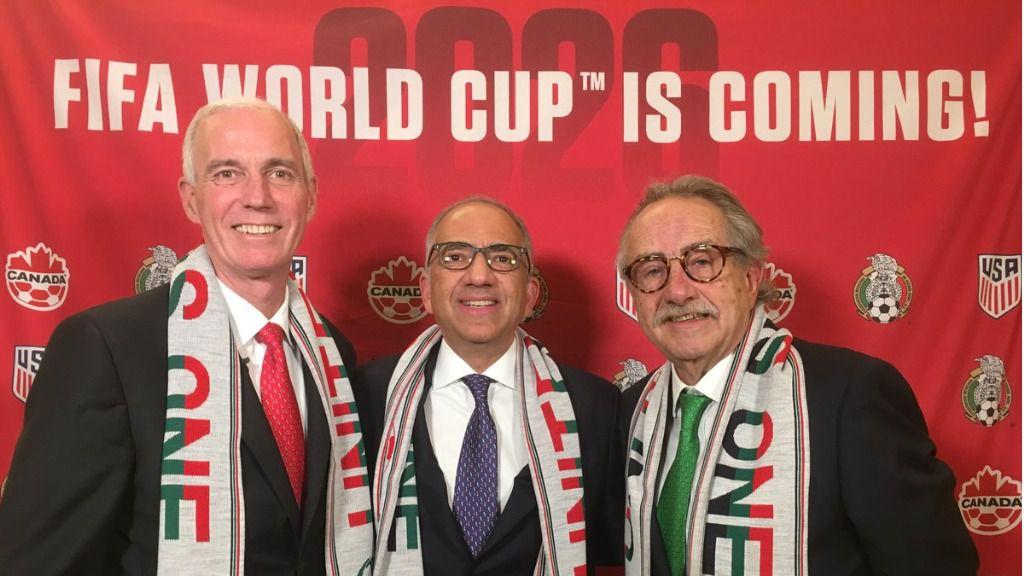 La candidatura de Canadá, EEUU y México espera batir récords de espectadores / Foto: United2026