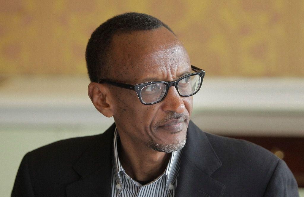 El presidente Paul Kagame es acusado de ser parte activa del genocidio / Foto: WC