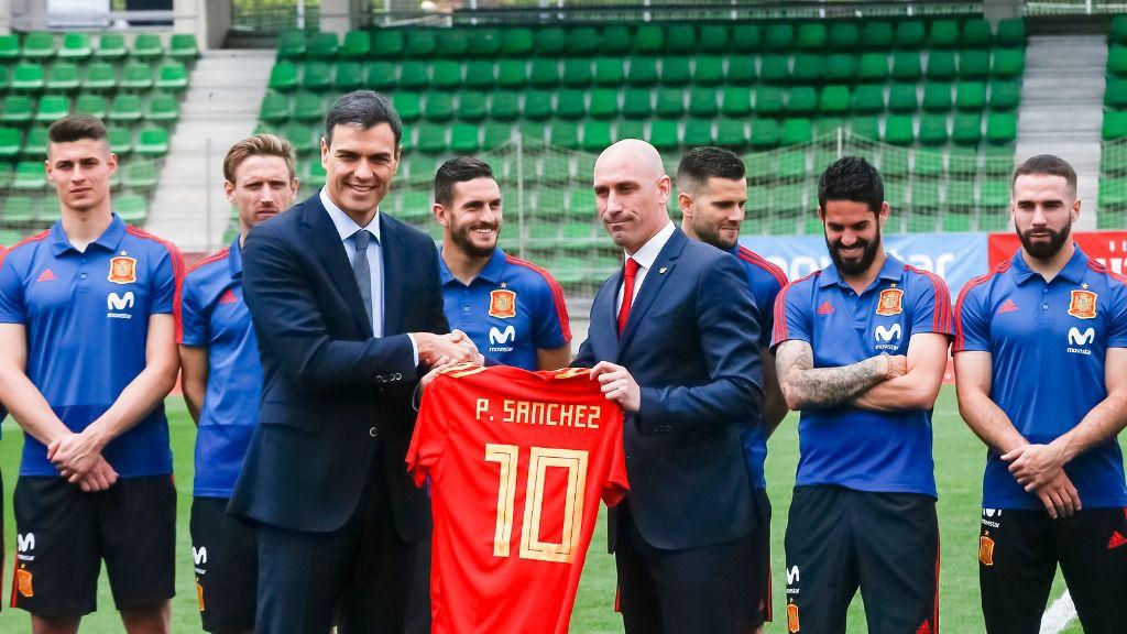 Pedro Sánchez debuta en el Mundial como presidente de España / Foto: La Moncloa