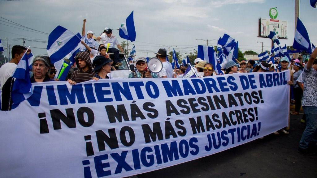 Madres Nicaraga