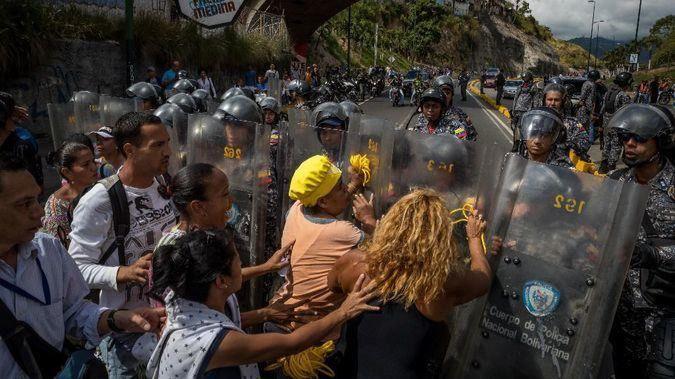 Los muertos en Venezuela y Nicaragua por protestas superan los 400 / EFE: Miguel Gutiérrez