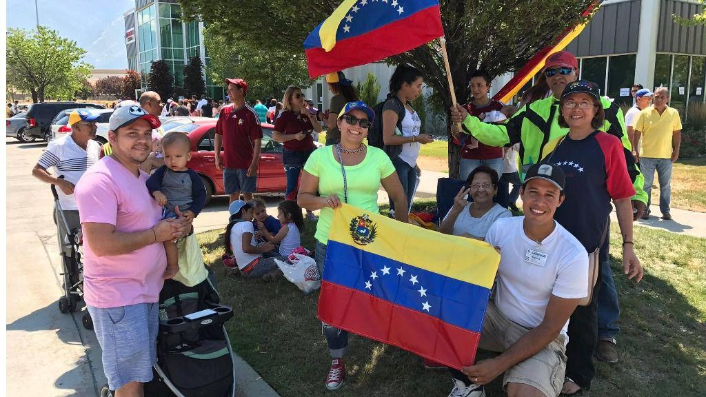 Más de 7.000 venezolanos viven en Utah / Foto: Asociación Venezolana Americana de Utah