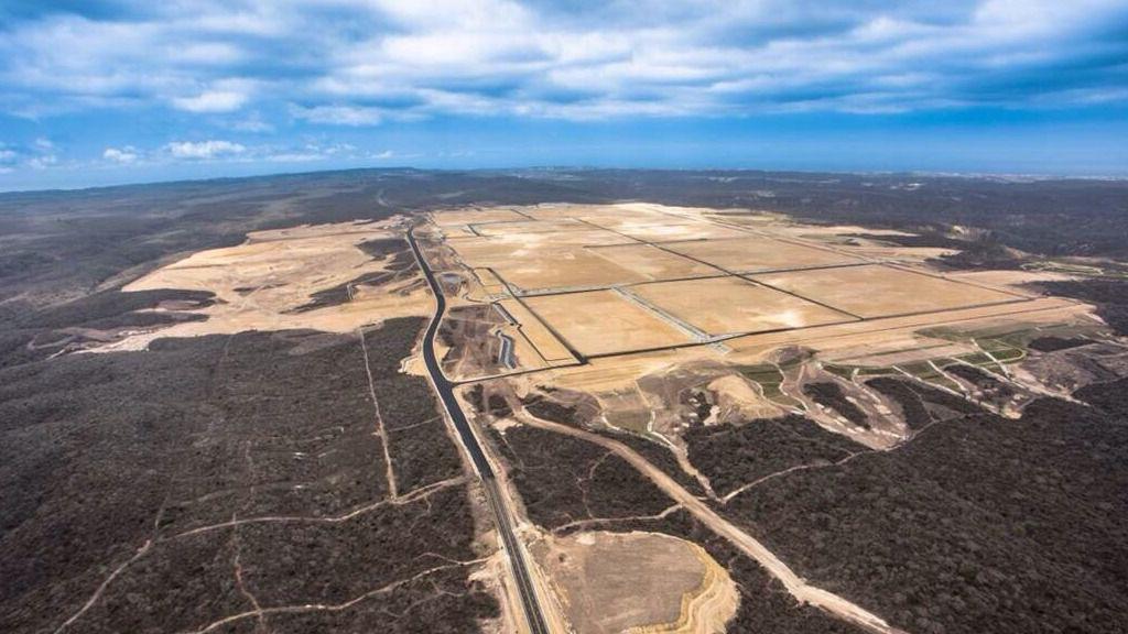 El presidente Lenín Moreno relanzó el proyecto en enero / Foto: Refinería del Pacífico