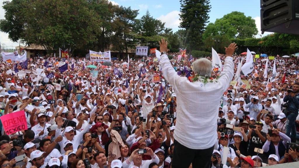La relación entre López Obrador y los empresarios de México dio un giro radical / lopezobrador.org.mx
