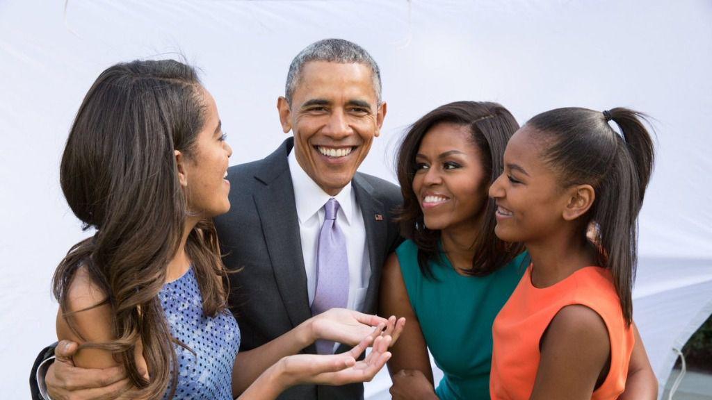 Michelle Obama ejercerá de guía pues ya conoce España / Foto: @barackobama