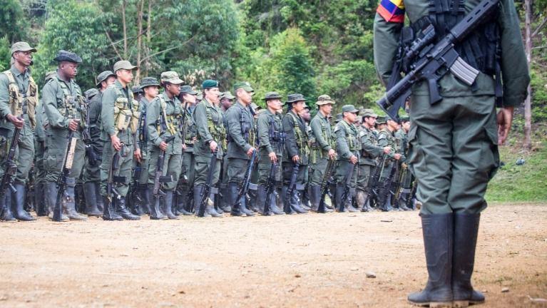 Las disidencias de las FARC llevan organizándose desde al menos noviembre de 2017 / Foto: FARC