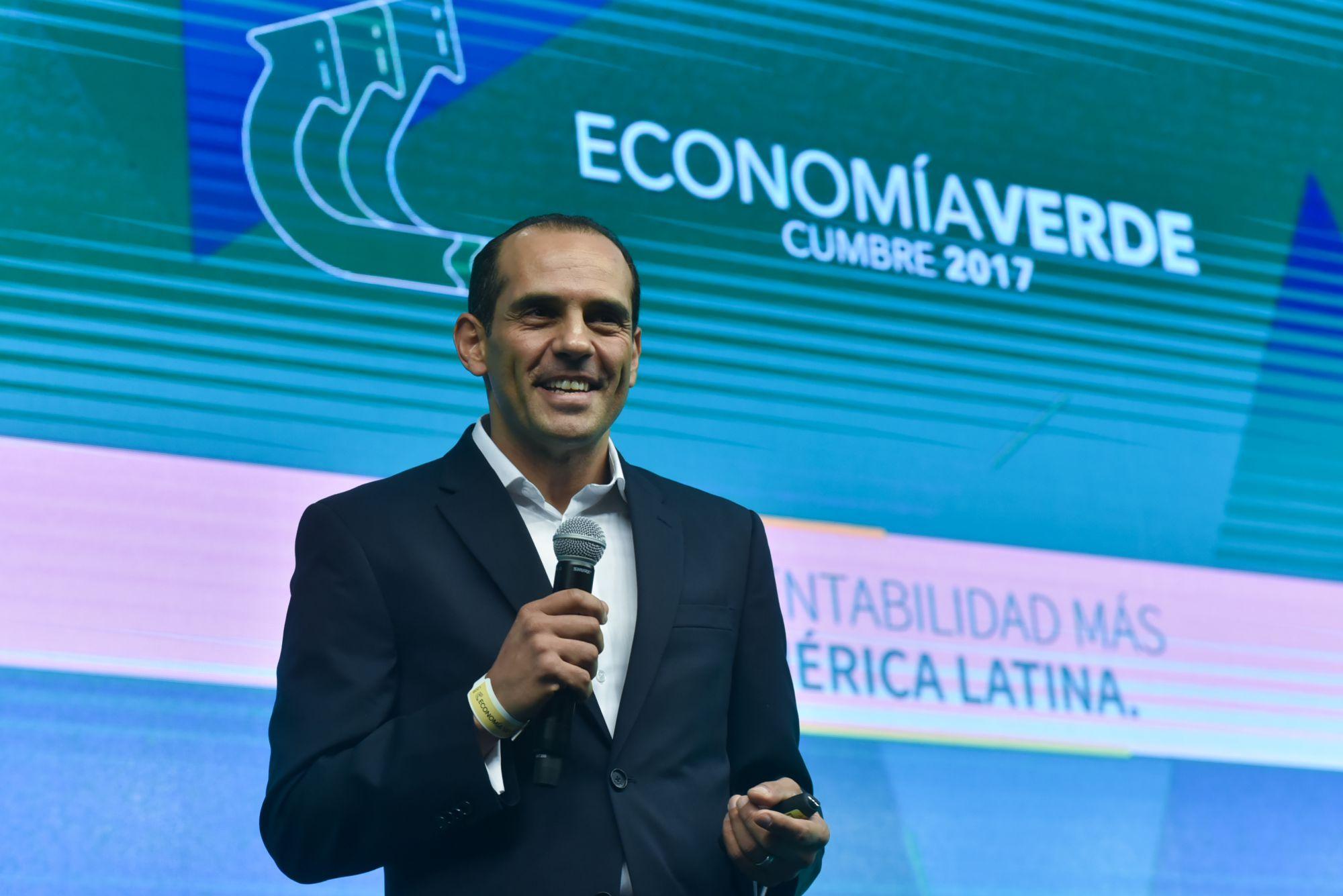 Juan Verde asesoró a Obama en la reforma hacia las renovables / Foto: ALF