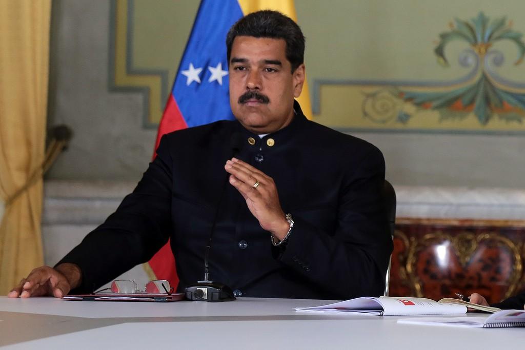 """Martínez se inclina por una """"transición política negociada"""" en Venezuela / Flickr: Cancillería Venezuela"""