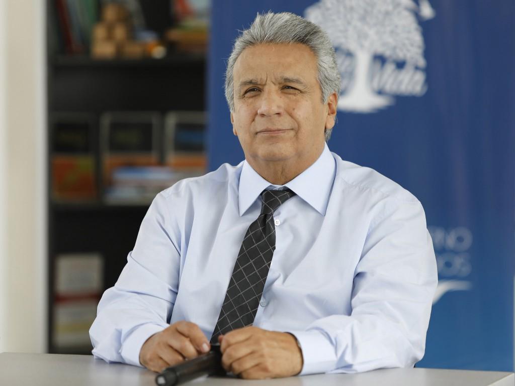 Hasta ahora Lenín Moreno se ha mostrado implacable con la corrupción / Flickr: Presidencia Ecuador