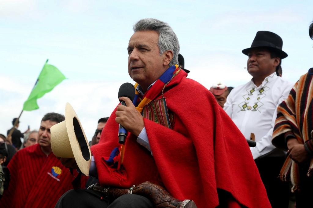 La inversión es el motor de la economía de Ecuador / Foto: Presidencia