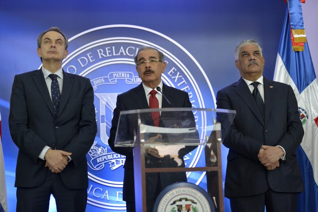 El documento de República Dominicana conducía a un cuadro que ofrecía mejores resultados / Flickr: Cancillería RD