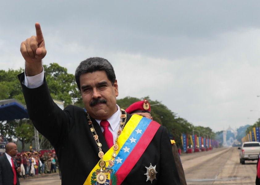 La oposición se ha quedado sin política y mientras, Maduro se afianza en el poder / Flickr: Cancillería Venezuela