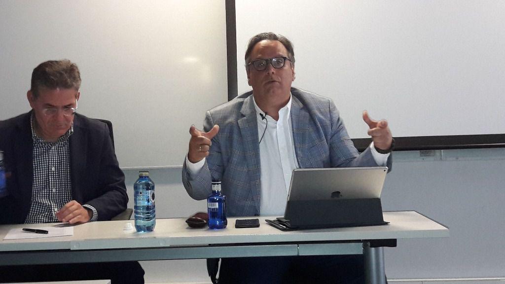 Leopoldo Martínez desgranó las diferencias entre López Obrador y Hugo Chávez / Foto: ALN