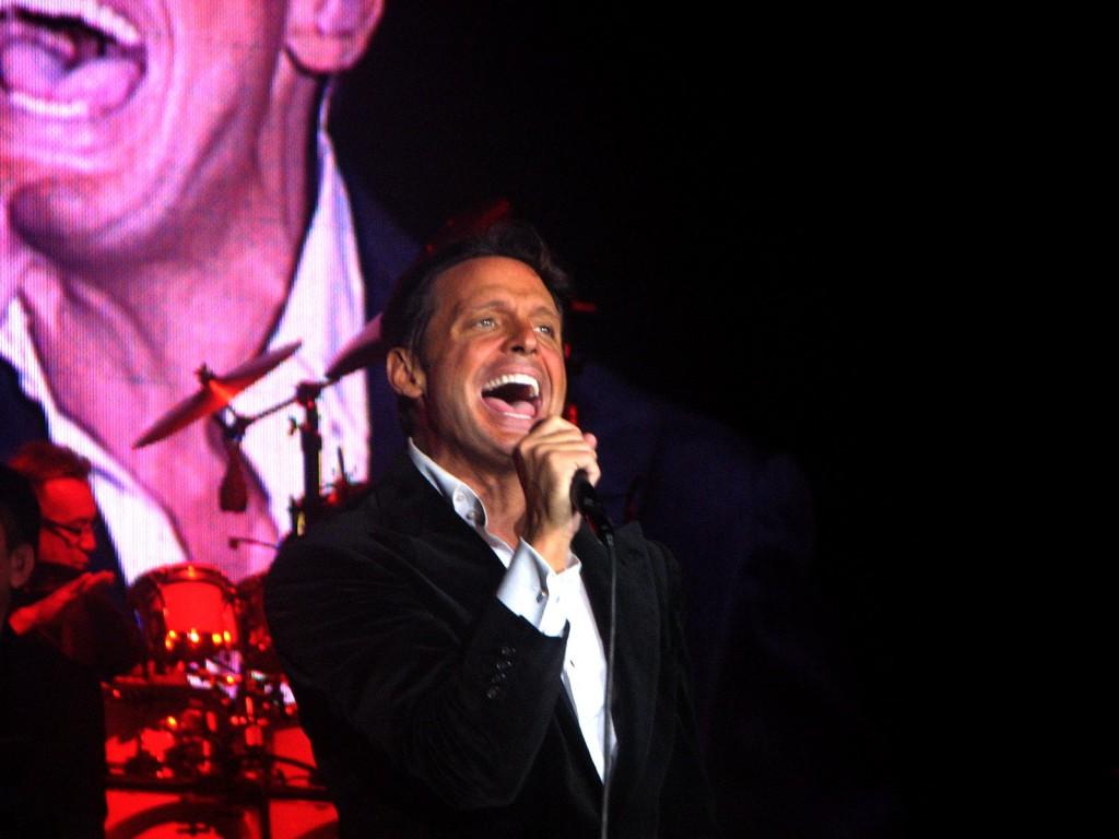 Luis Miguel es el máximo vendedor de entradas en el sector de la música latina / Foto: Wikipedia