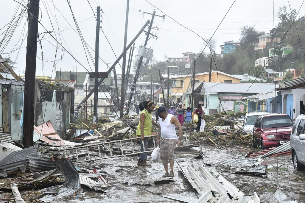 Los huracanes Irma y María han constituido un drama humano y económico / Foto: Wikipedia