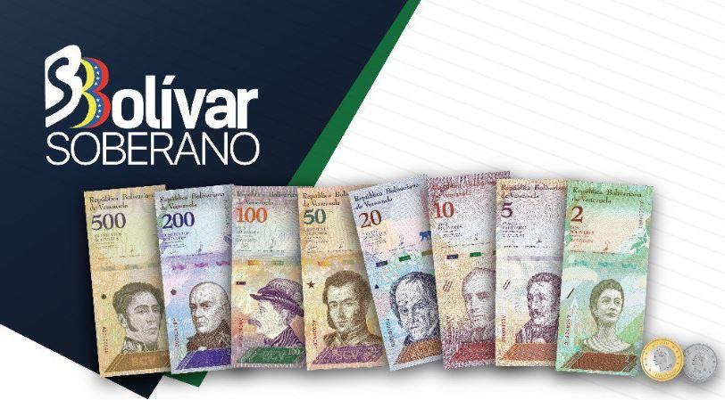 Es imposible que el petro respalde el nuevo bolívar soberano / Foto: BCV