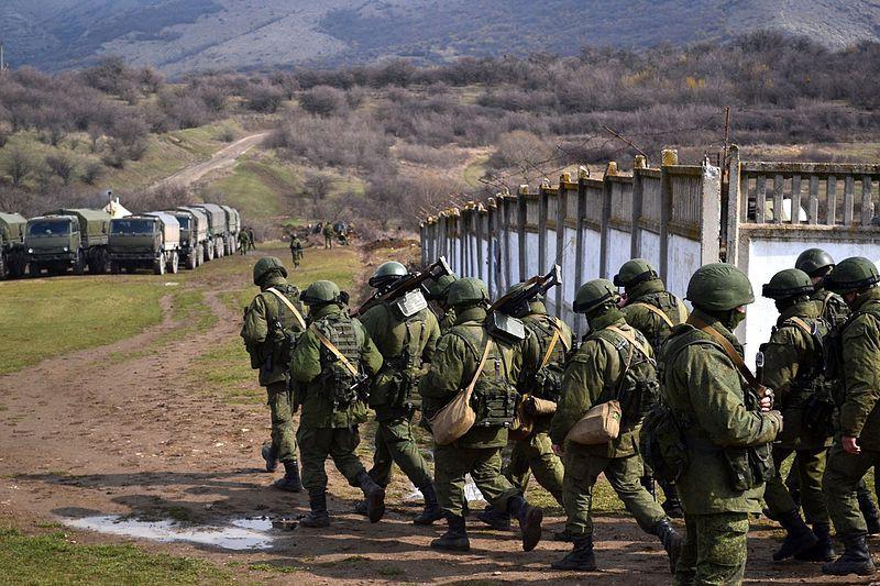 En 2014 Rusia se tragó a Crimea, moviendo así la frontera rusa / Foto: Wikipedia