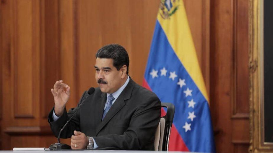 Maduro aprovecha el supuesto atentado para intensificar la represión / Twitter: @NicolasMaduro
