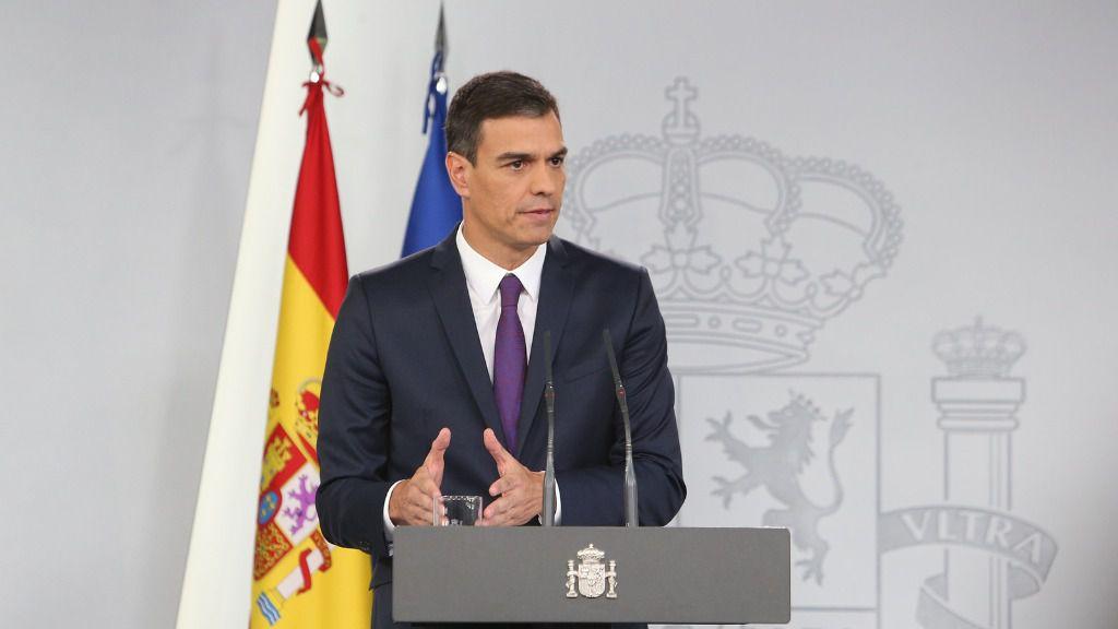 Sánchez preside el Gobierno de España desde junio de 2018 / Foto: La Moncloa