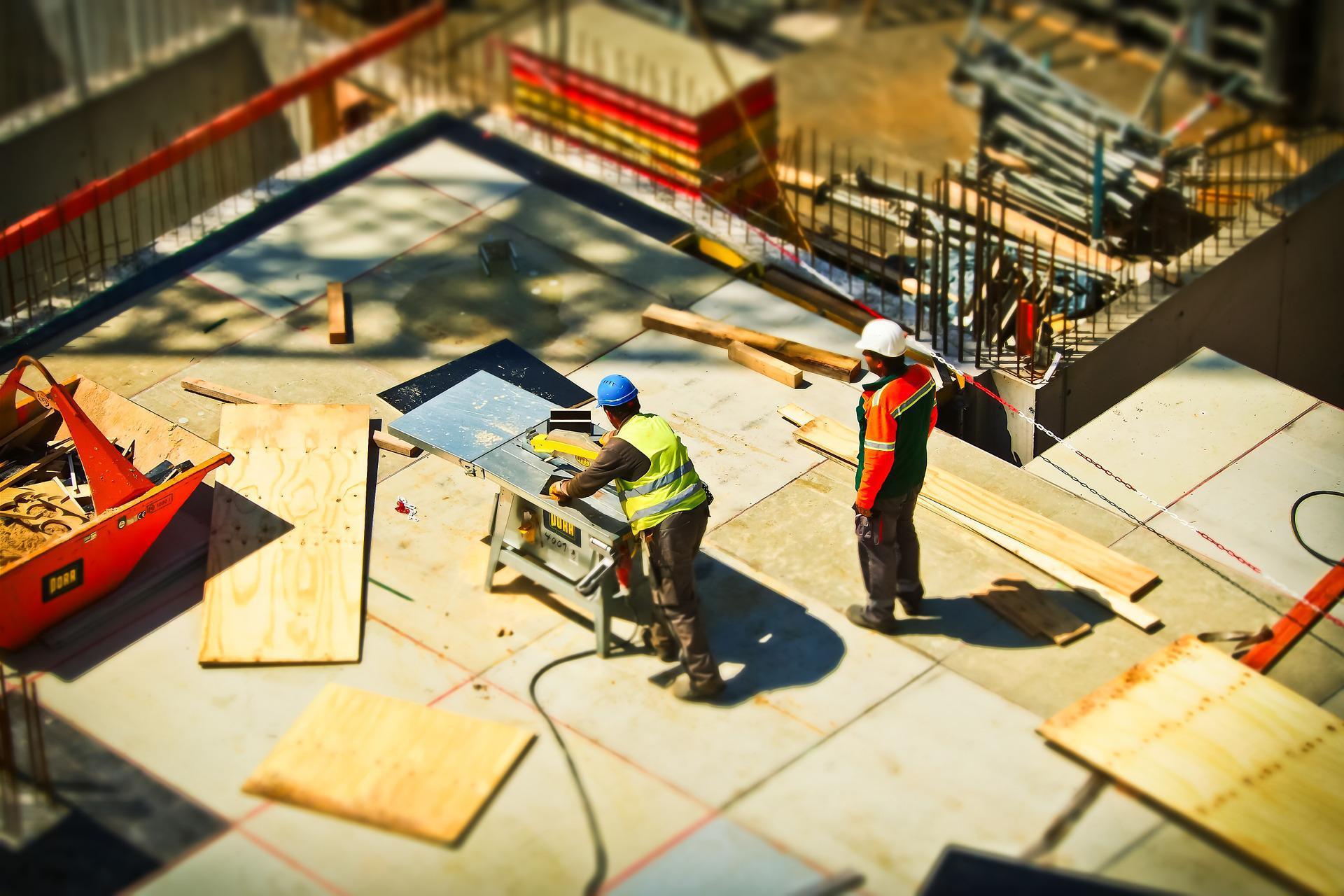 La facturación total de las constructoras del ranking sumó 482.400 millones de dólares / Foto: Pixabay