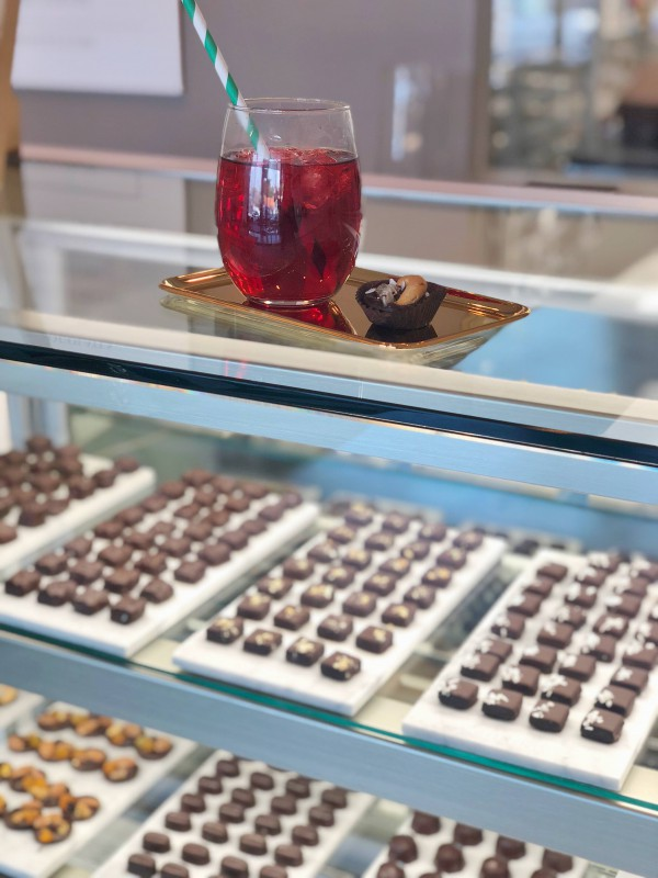 En Miami los prefieren como regalo / Foto: García Nevett Chocolatier