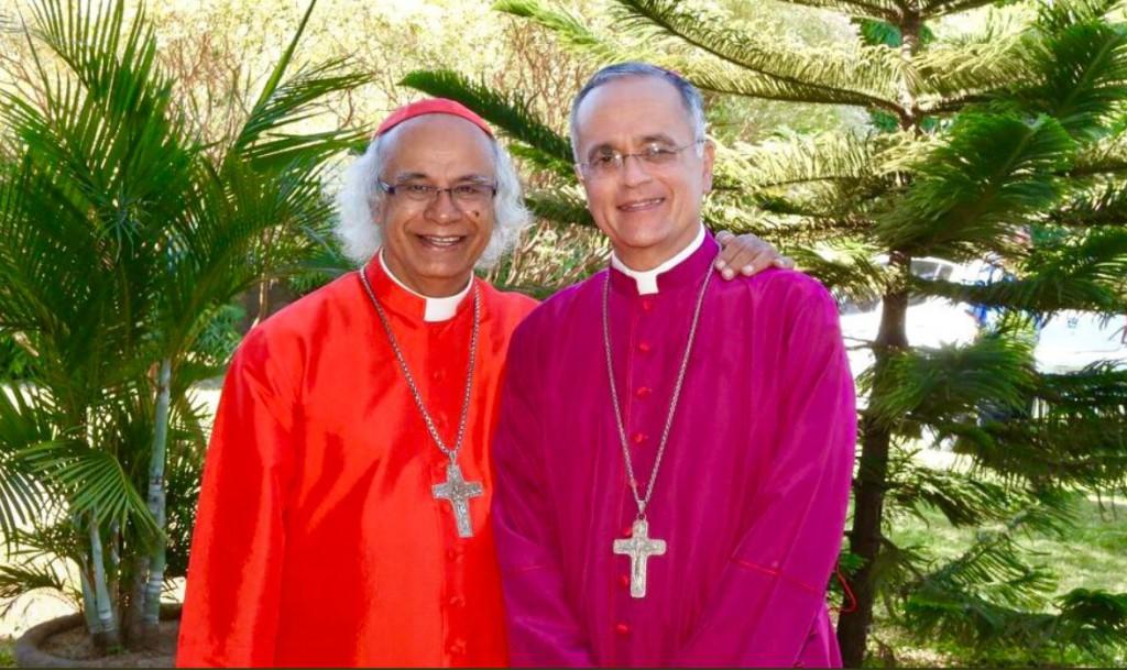 La Iglesia ha sido el más duro adversario de Ortega / Foto: @silviojbaez