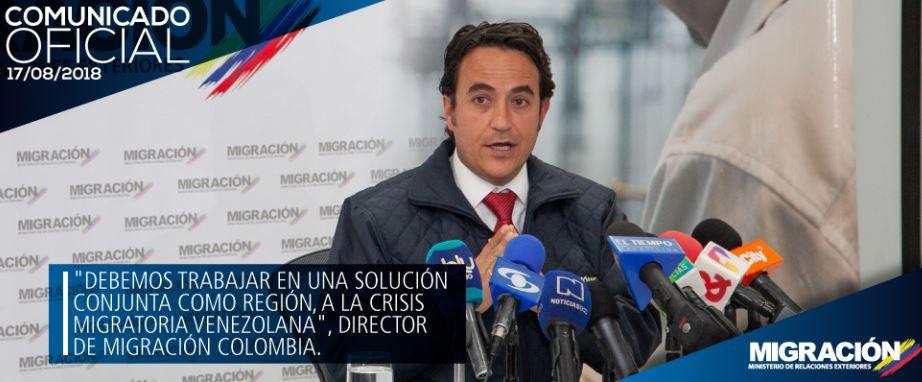 Más de un millón de venezolanos entraron en Colombia hasta julio / Foto: Migración Colombia