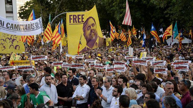 Presos catalanes