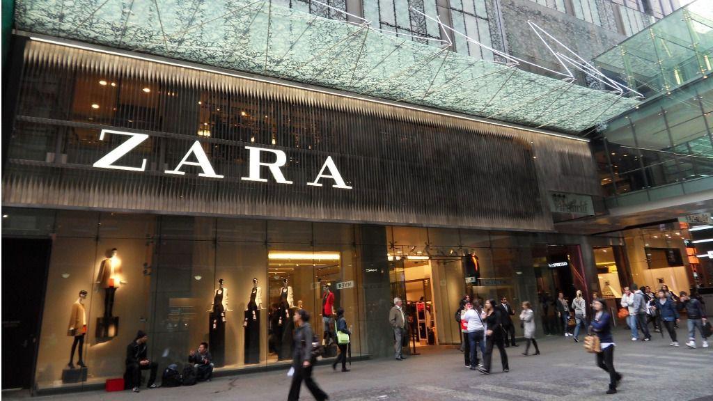 Zara implementa un potente sistema de gestión de stock / Foto: Inditex