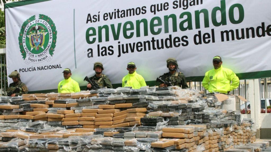 La producciión de coca se disparó 31% en 2017 / Flickr: Policía de los Colombianos