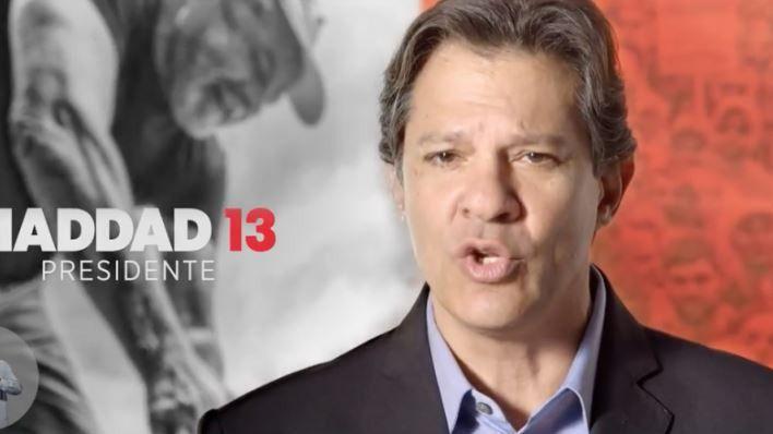 Este es Fernando Haddad, quien sustituye a Lula en la candidatura a la Presidencia de Brasil / Foto: PT