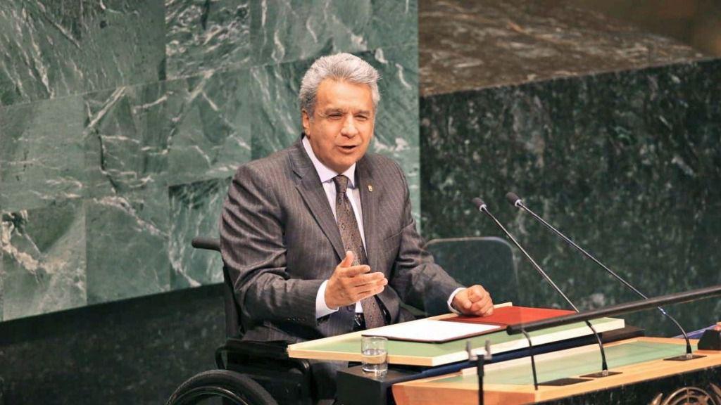 Lenin Moreno