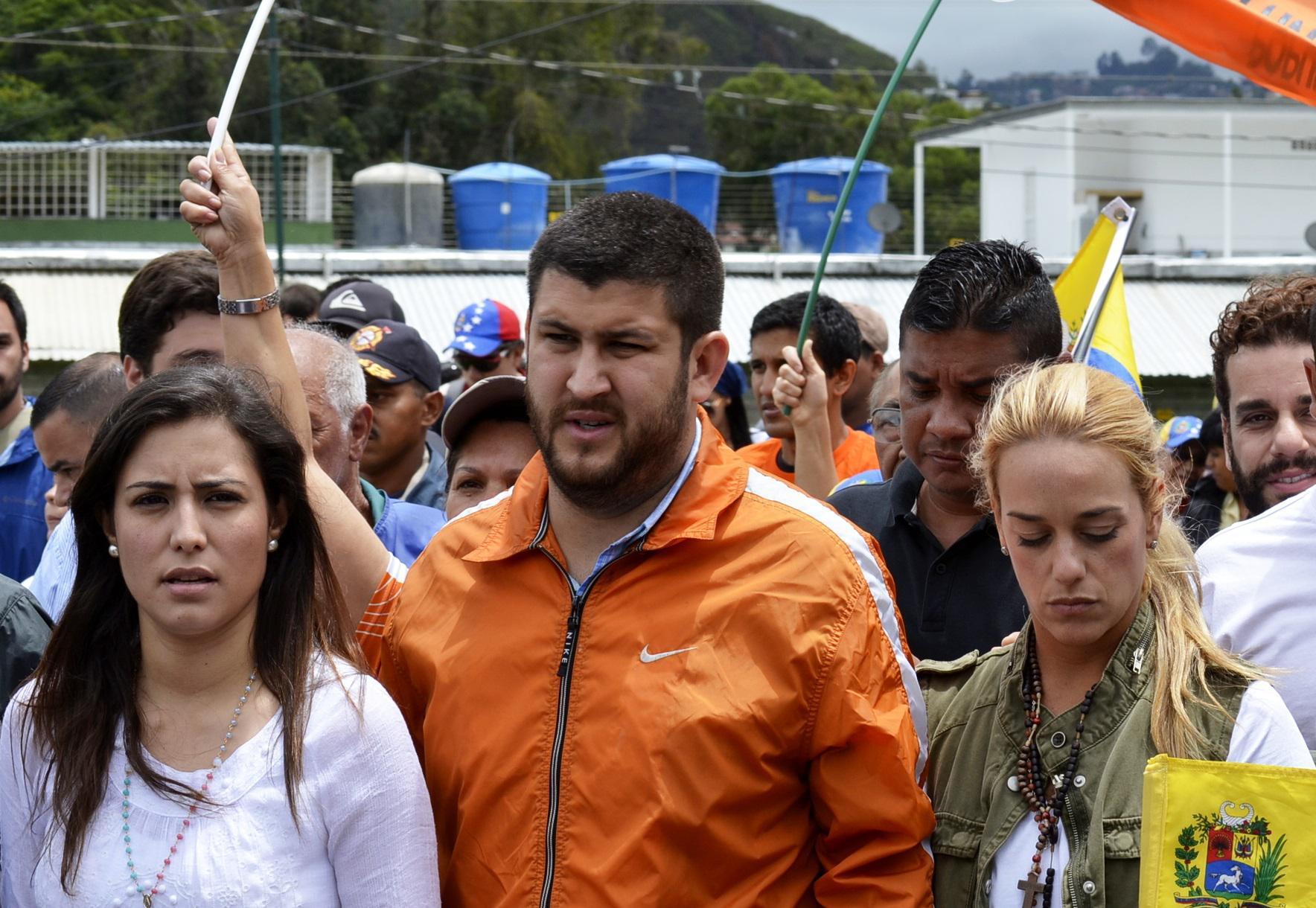 Smolansky ha sido muy activo en su apoyo a los venezolanos del éxodo / Foto: Wikimedia