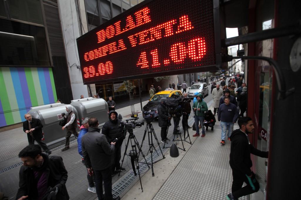 La economía argentina atraviesa momentos delicados / EFE: Zuma