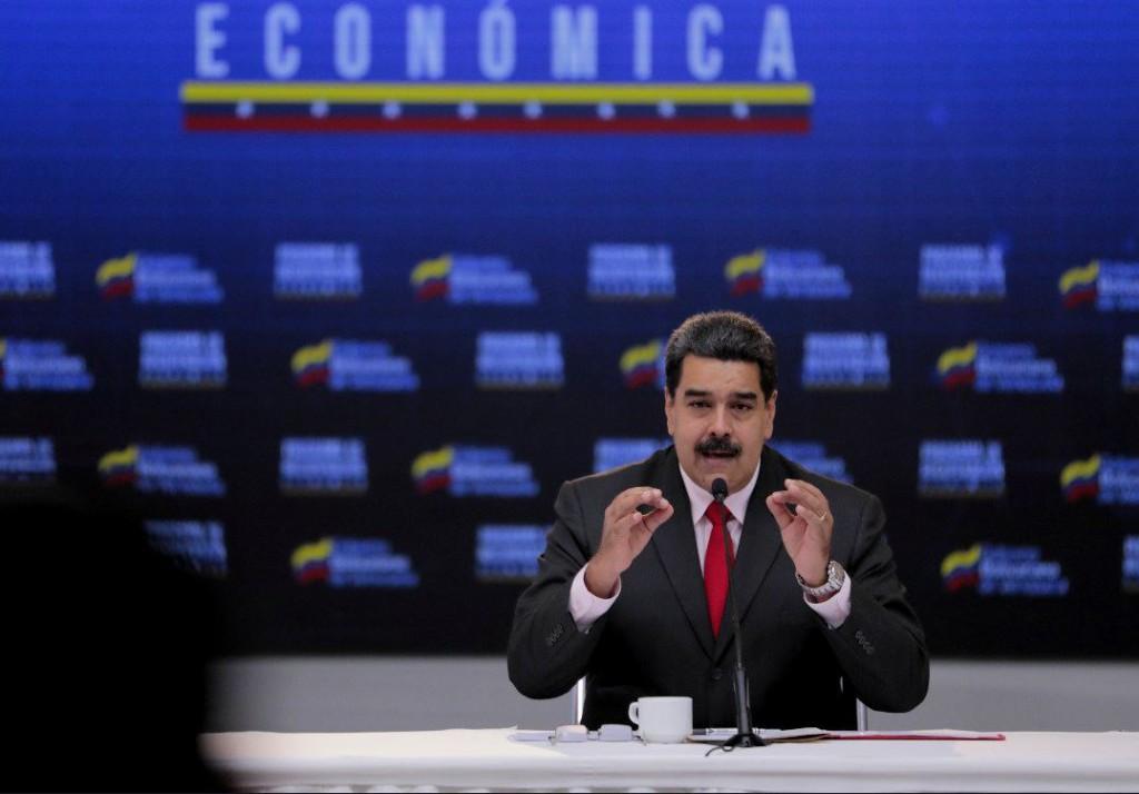 La economía se rebela contra las medidas de Nicolás Maduro / Foto: @NicolasMaduro