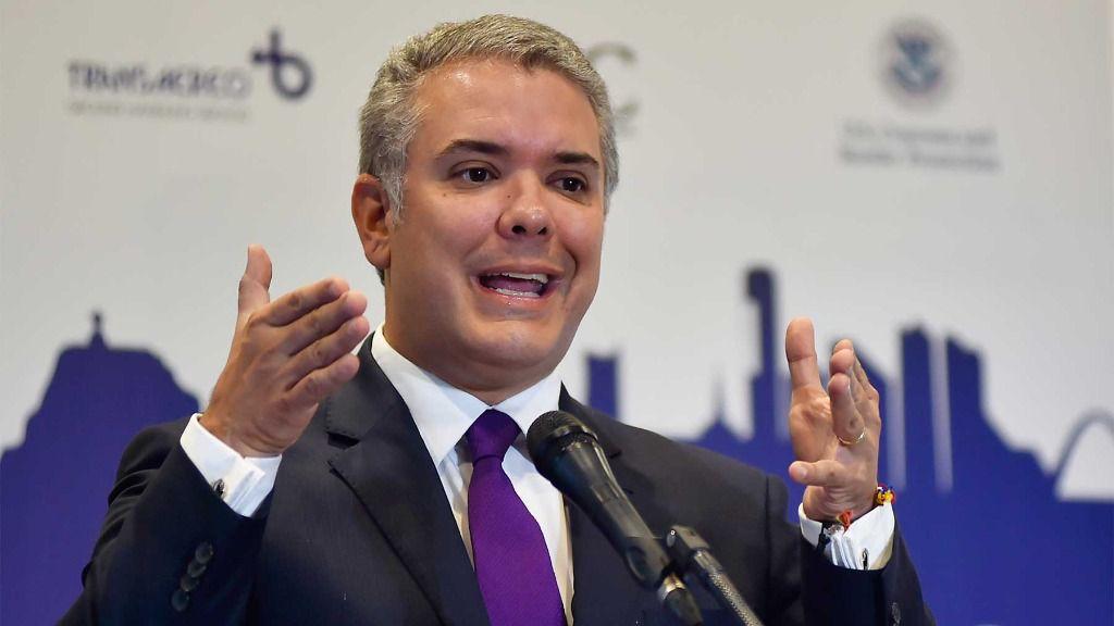 Duque descarta firmemente la opción militar en Venezuela / Foto: Presidencia Colombia