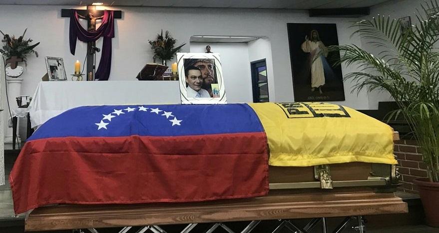 Hay quien asegura que el concejal Fernando Albán murió ahogado / Foto: @albanfernando