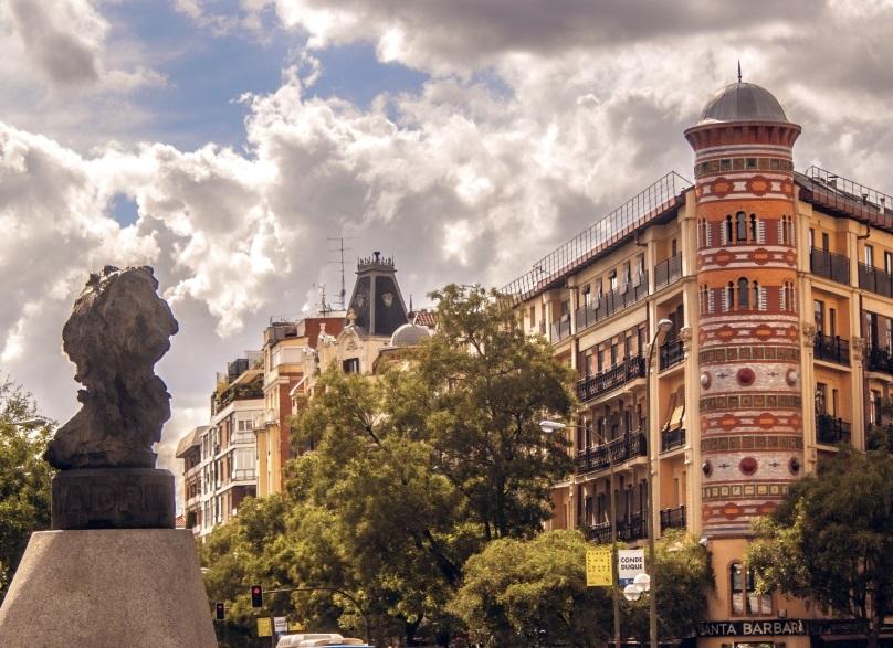 Las inversiones en inmuebles de los boliburgueses alcanzan los 119 millones de euros / Foto: barriosdemadrid.net