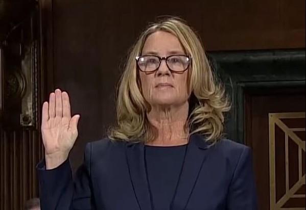 Christine Blasey Ford testificó contra Kavanaugh en el Senado de EEUU / Foto: Wikipedia